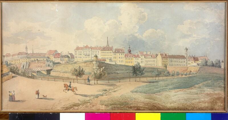 Wien 1, Basteien