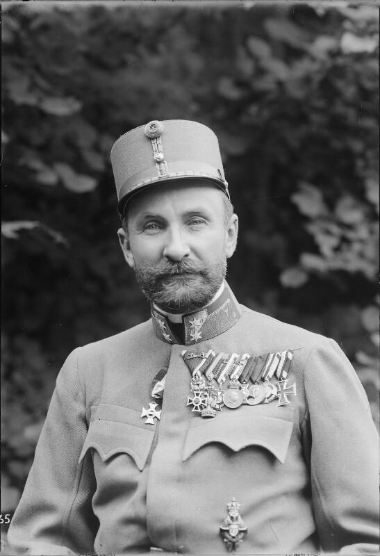 Feldmarschall-Leutnant von Jordan-Rozwadowsky von Gebrüder Schuhmann