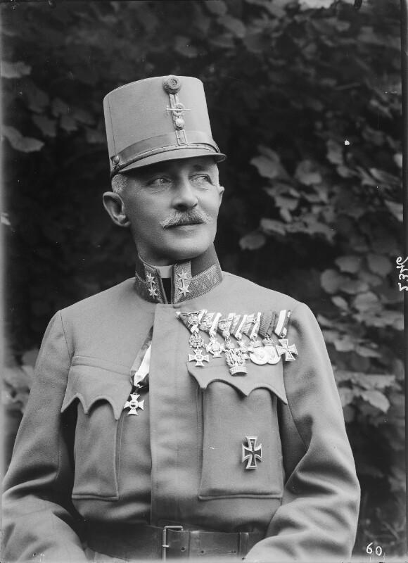 Feldmarschall-Leutnant Paul von Nagy von Gebrüder Schuhmann