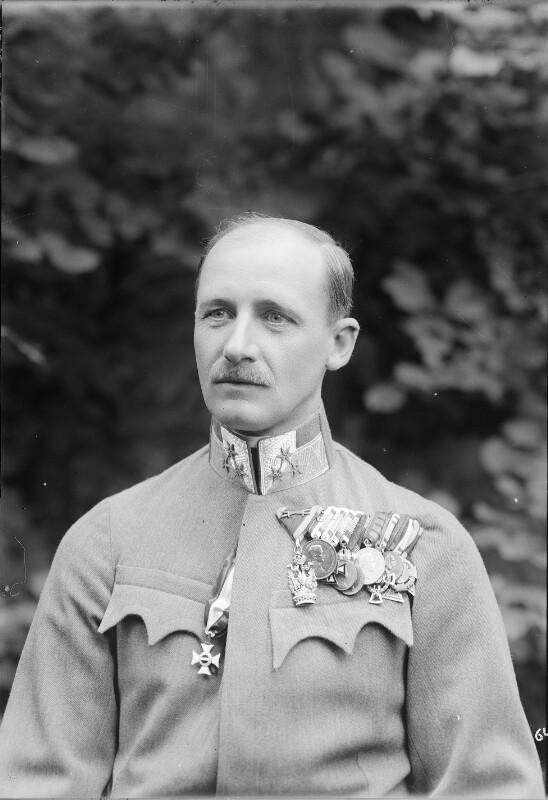 Oberst Freiherr Haas von Haagenfels von Gebrüder Schuhmann