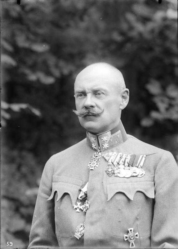 Feldmarschall-Leutnant Karl Freiherr von Bardolff von Gebrüder Schuhmann