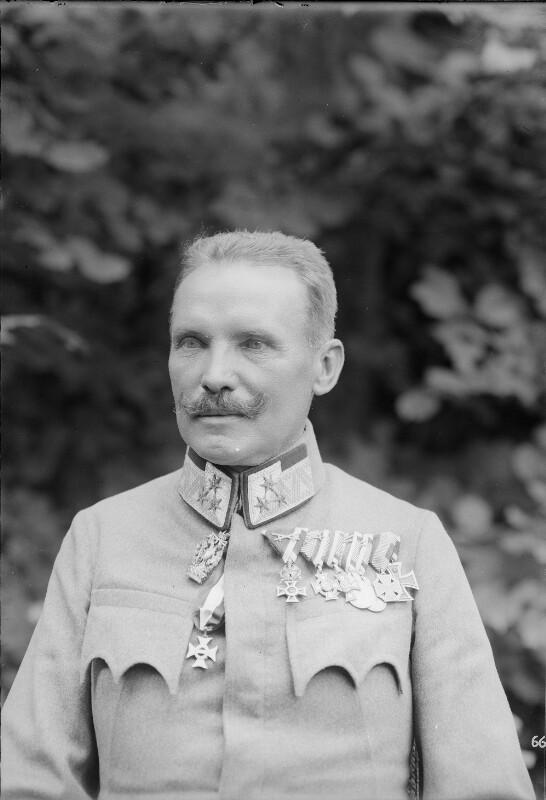Oberst Josef von Wächter von Gebrüder Schuhmann