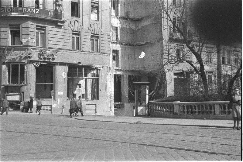 Wien 9, Währingerstraße 12 von Siegenfeld, Hans
