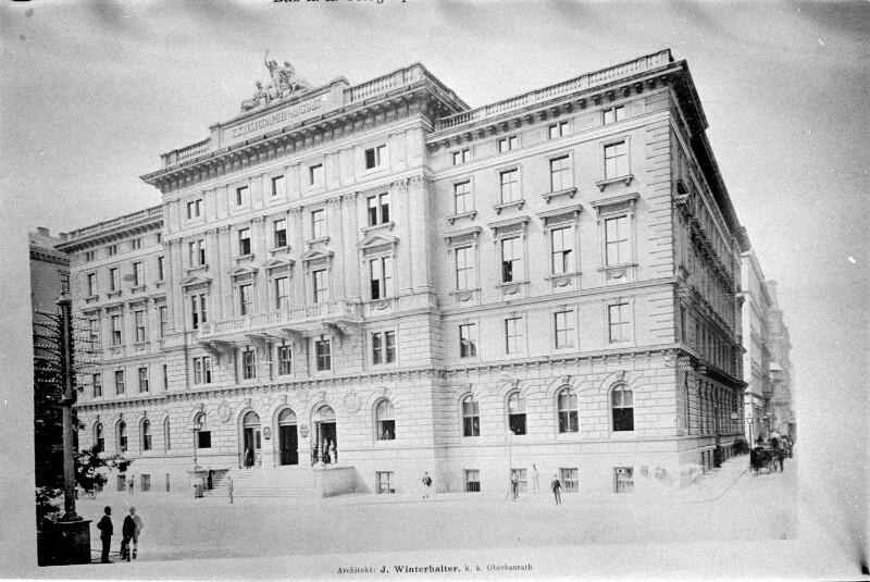 Wien 1, Börseplatz 1
