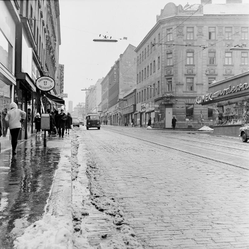 Wien 12, Meidlinger Hauptstraße 64ff von Simoner, Otto