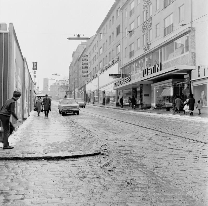 Wien 12, Meidlinger Hauptstraße 74ff von Simoner, Otto
