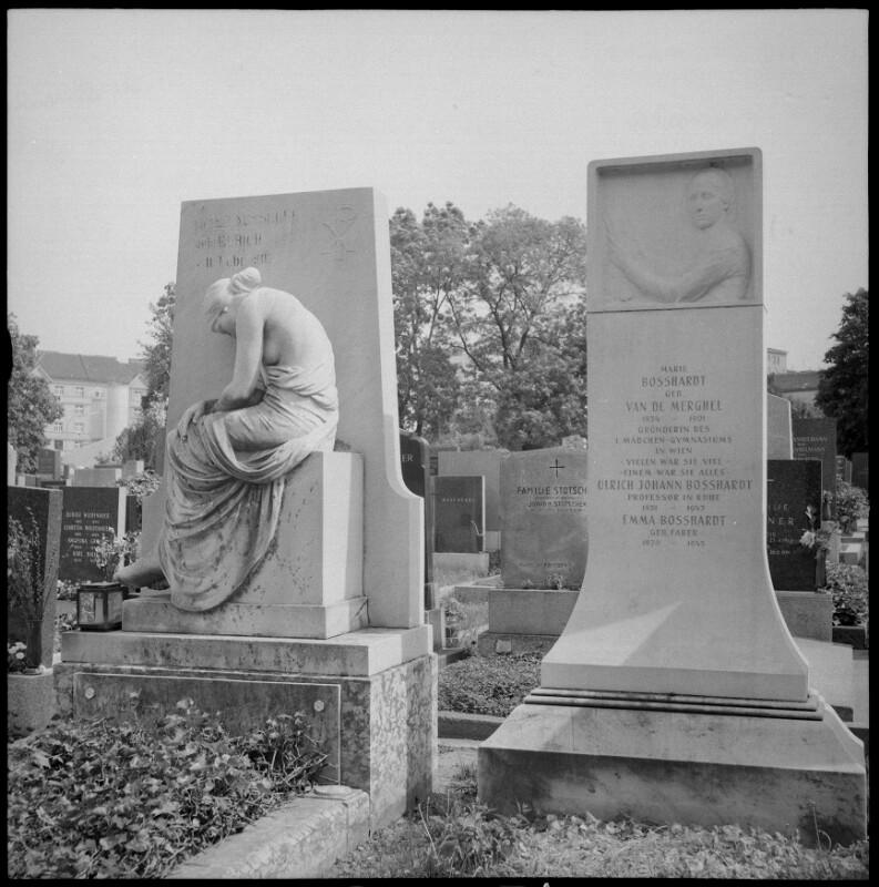 Wien 10, Evangelischer Friedhof von Zessner-Spitzenberg, Brigitta