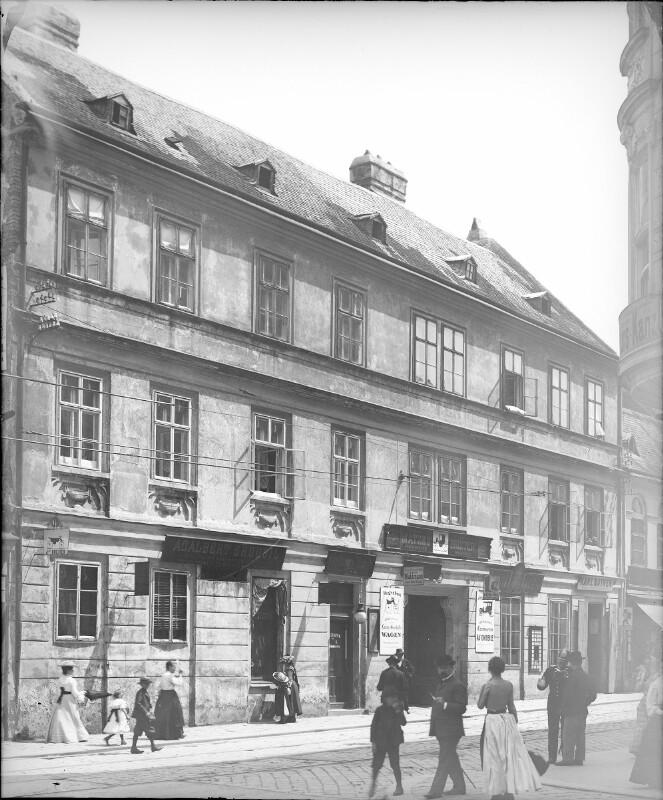 Wien 12, Meidlinger Hauptstraße 7 von Stauda, August