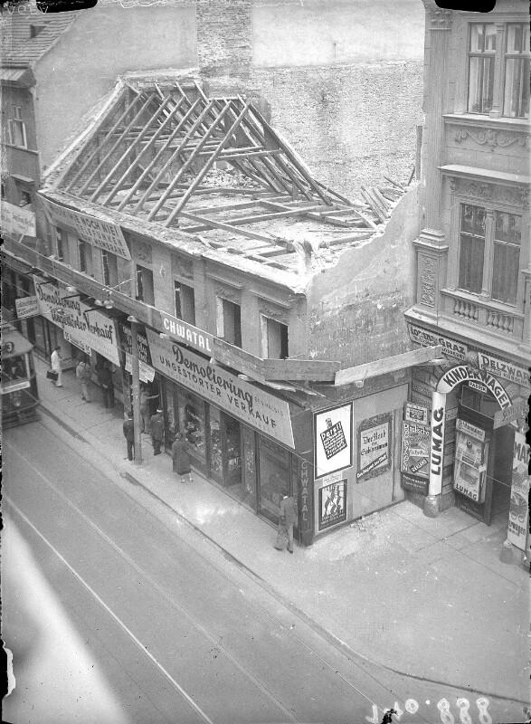 Wien 7, Neubaugasse 19 von Zvacek, Fritz