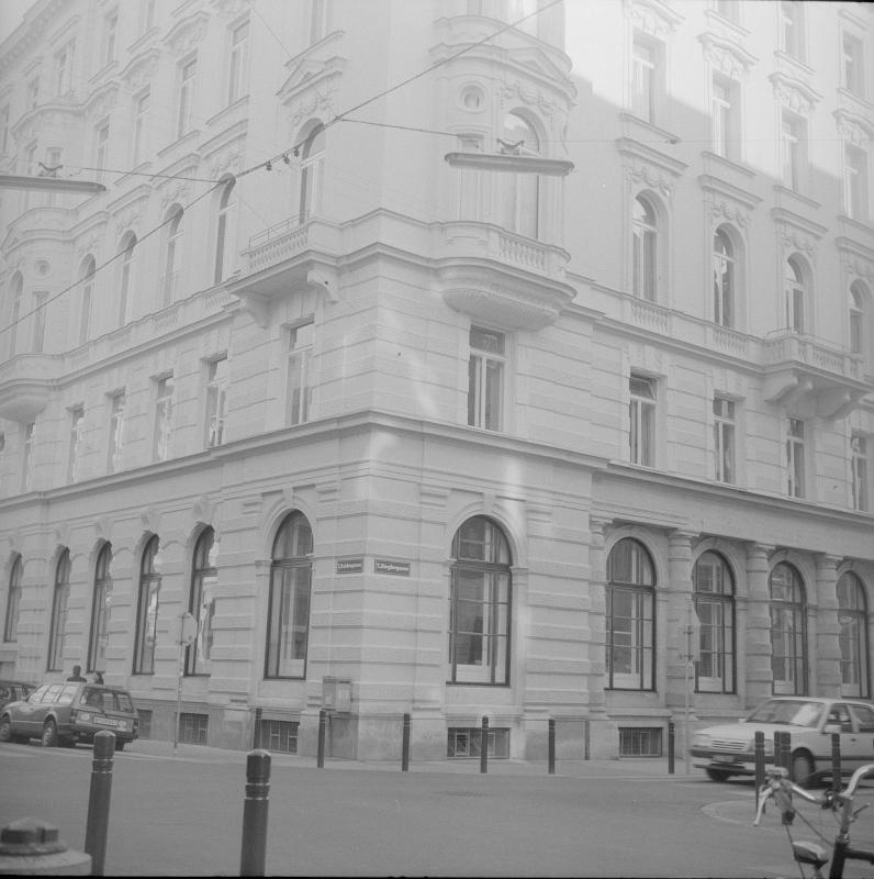 Wien 7, Seidengasse 13 von Zessner-Spitzenberg, Brigitta