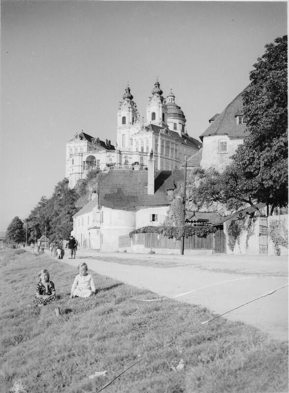 Melk an der Donau von Österreichische Lichtbildstelle