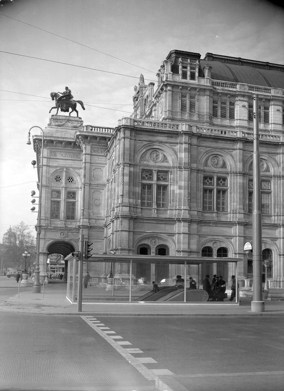 Wien 1, Ringstraße von Karoly, Fotostudio