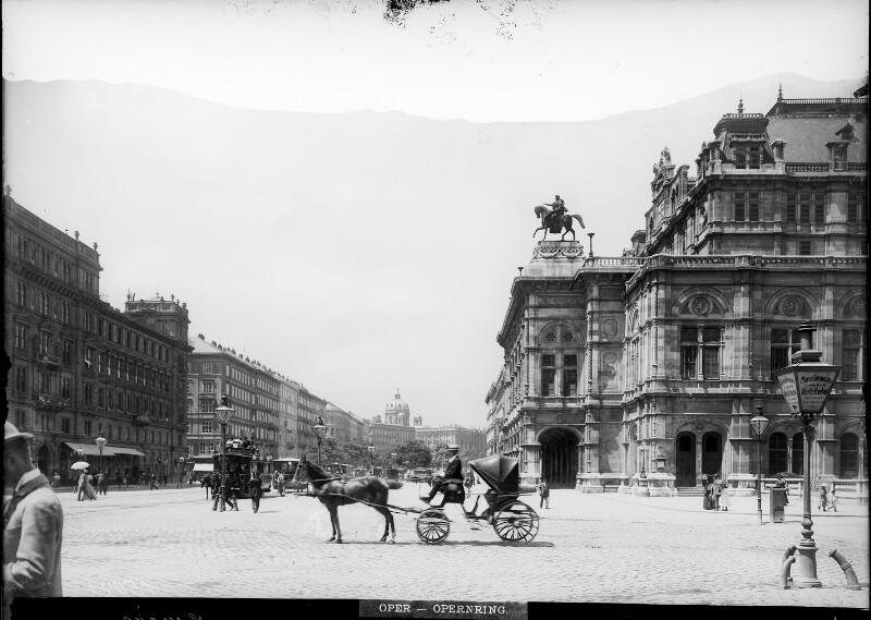 Wien 1, Opernring von Österreichische Lichtbildstelle
