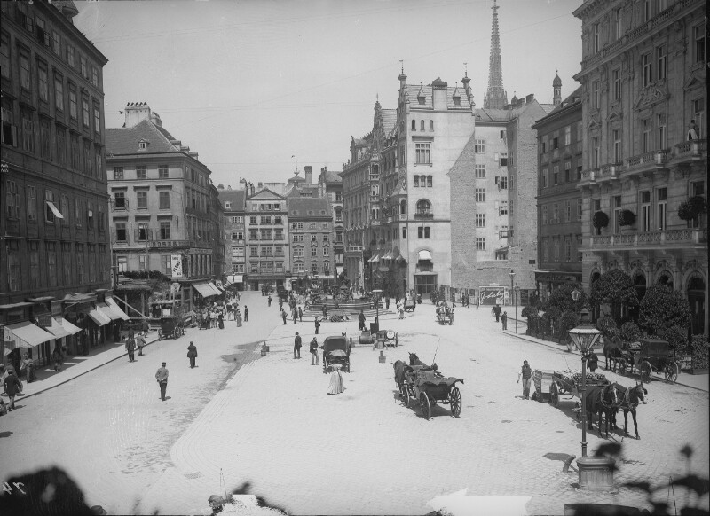 Wien 1, Neuer Markt von Österreichische Lichtbildstelle