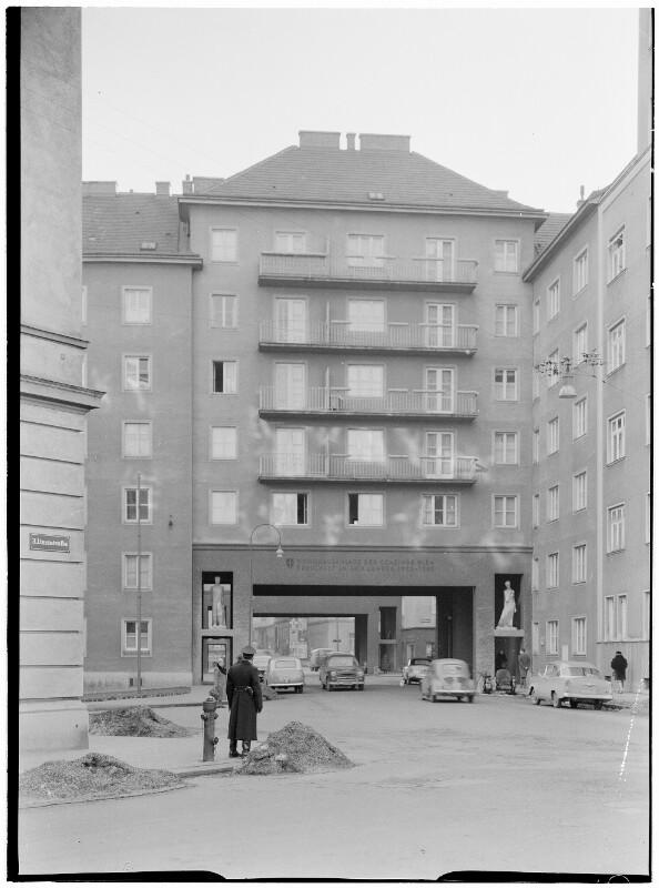 Wien 3, Zaunergasse 14 von Winkler, Karl