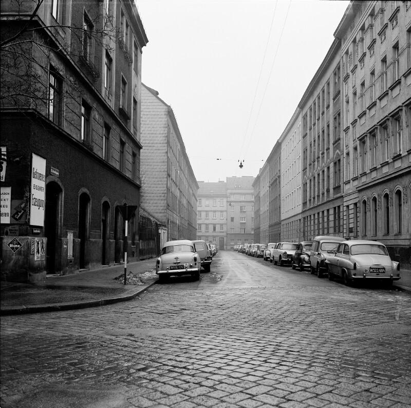 Wien 15, Schuselkagasse 12 von Simoner, Otto
