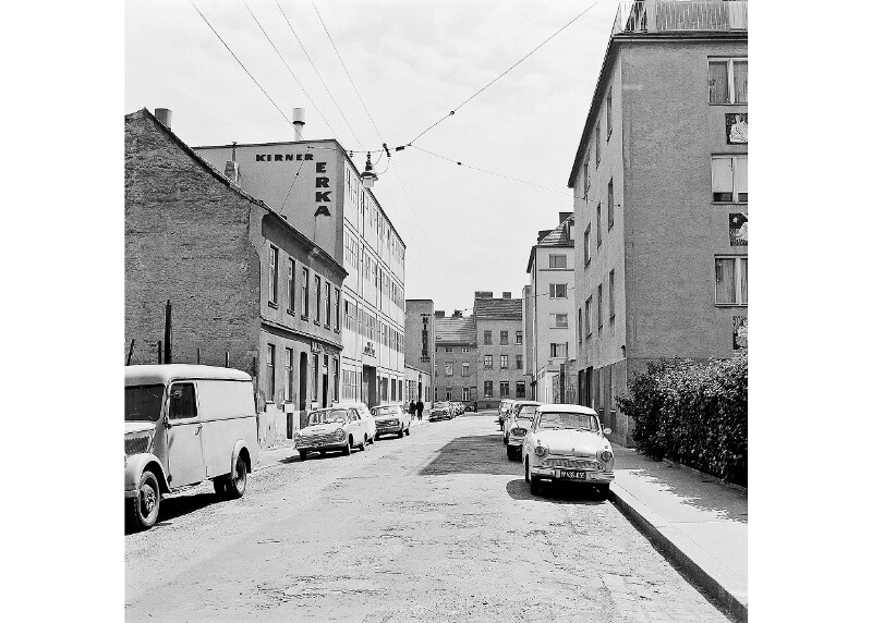 Wien, 12, Bonygasse 14 von Simoner, Otto