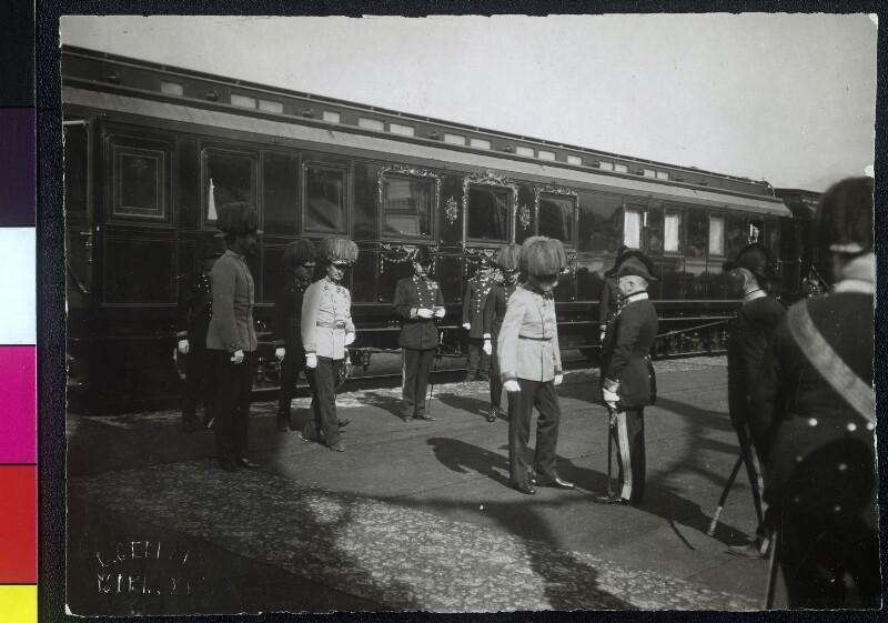 Eröffnung der Südrampe der Tauernbahn Spittal - Bad Gastein von Seebald, Karl