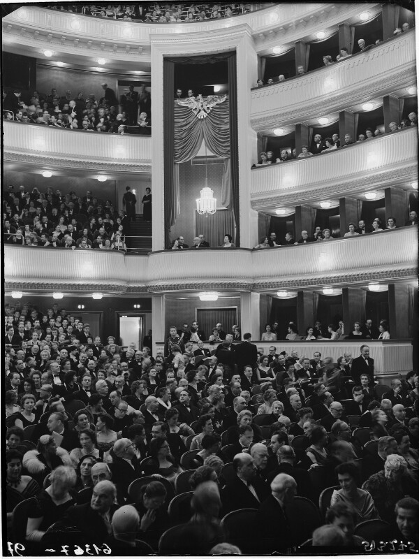 Wien 1, Burgtheater von Winkler, Karl