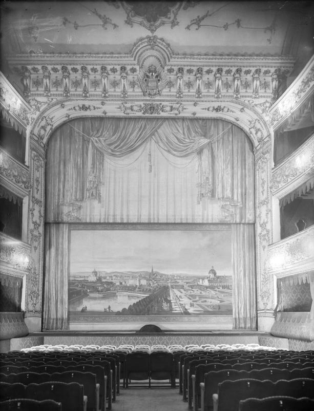 Wien 8, Theater in der Josefstadt von Scherb, Julius
