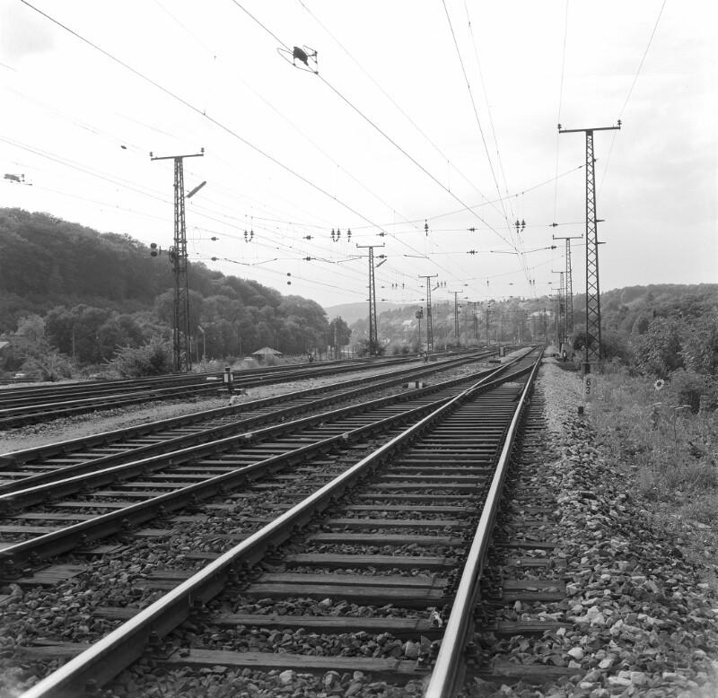 Wien 14, Westbahn von Simoner, Otto
