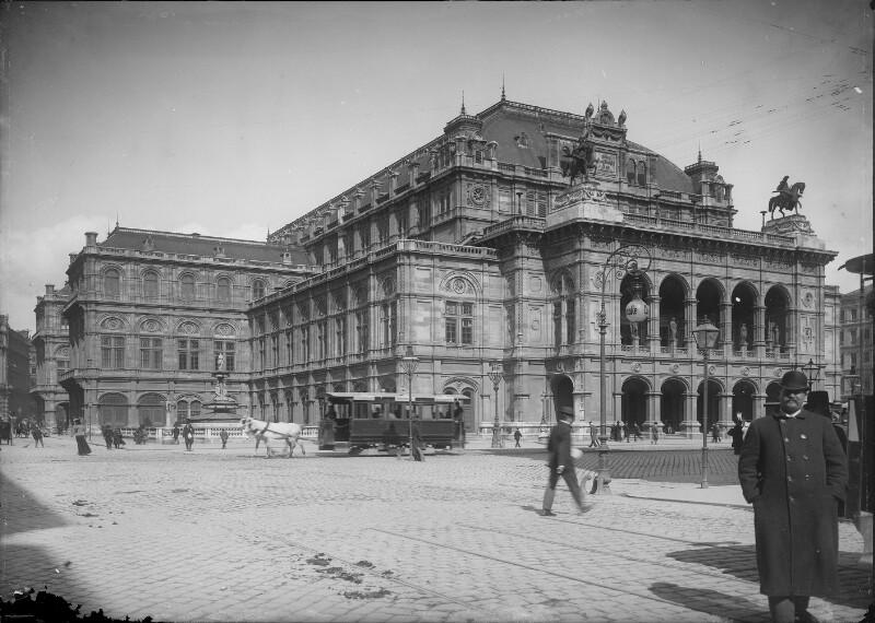 Wien 1, Oper