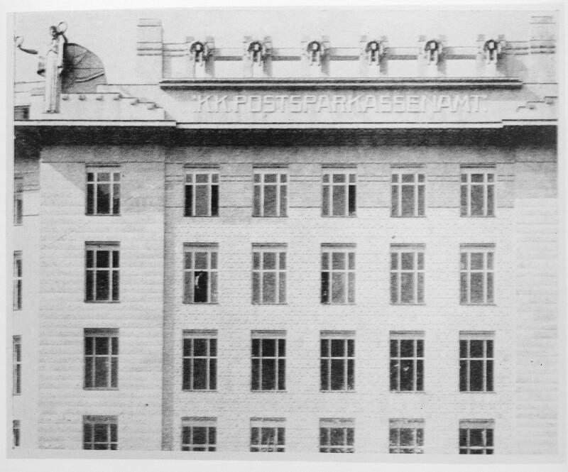 Wien 1, Postsparkassenamt