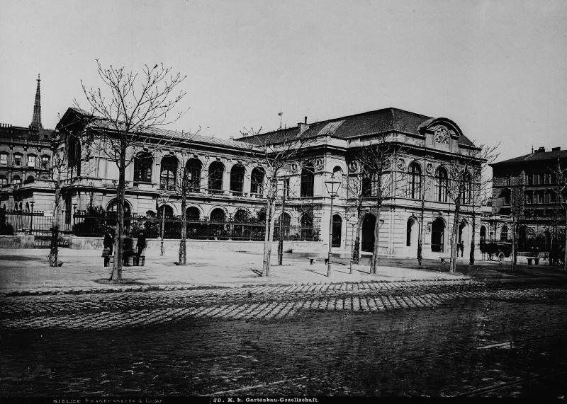 Wien 1, Ringstraße von M. Frankenstein & Cie.