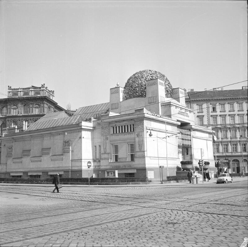 Wien 1, Secession von Simoner, Otto