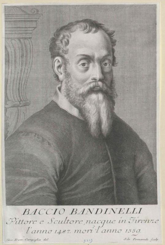 Bandinelli, Bartolommeo von Campiglia, Giovanni Domenico