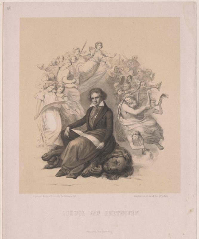 Beethoven, Ludwig van von W. Korn & Co., Berlin
