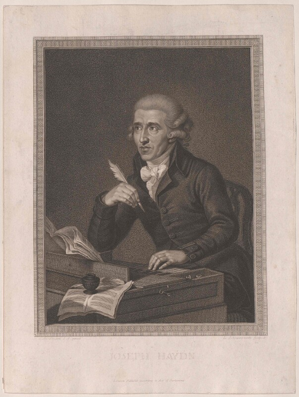 Haydn, Josef von Schiavonetti, Luigi