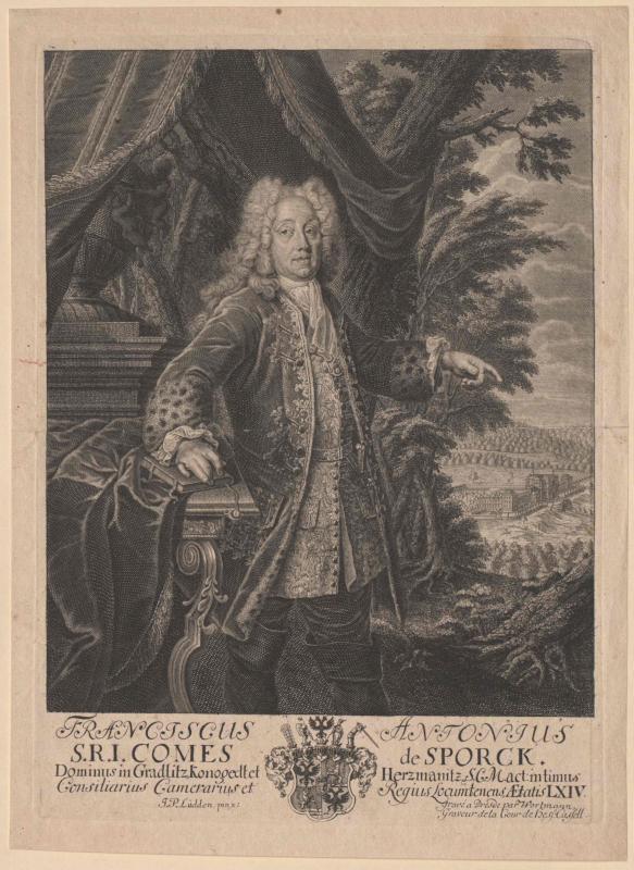 Sporck, Franz Anton Graf von Wortmann, Christian Albrecht