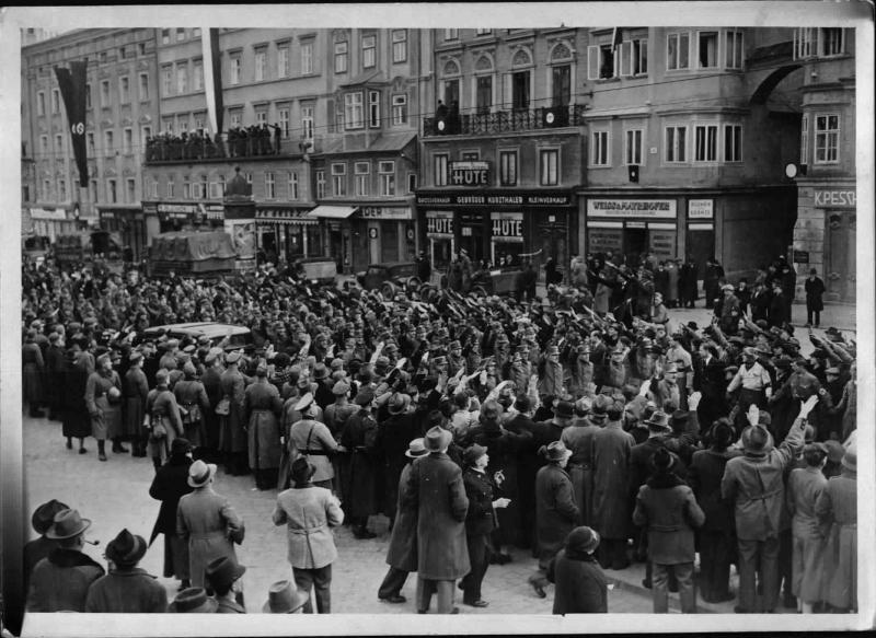 Anschluss 1938 von Weltbild
