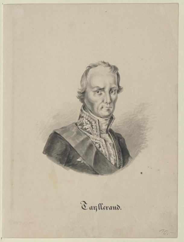 Talleyrand-Perigord, Charles Maurice Herzog