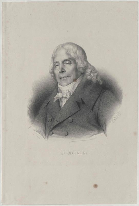 Talleyrand-Perigord, Charles Maurice Herzog von Belliard, Zéphirin