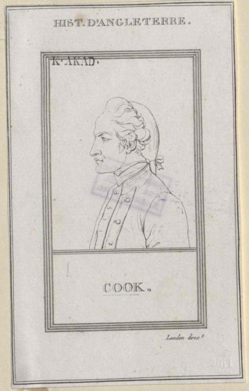 Cook, James von Landon, Charles Paul