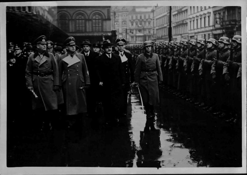 Staatsbesuch des russischen Außenministers in Berlin von Weltbild