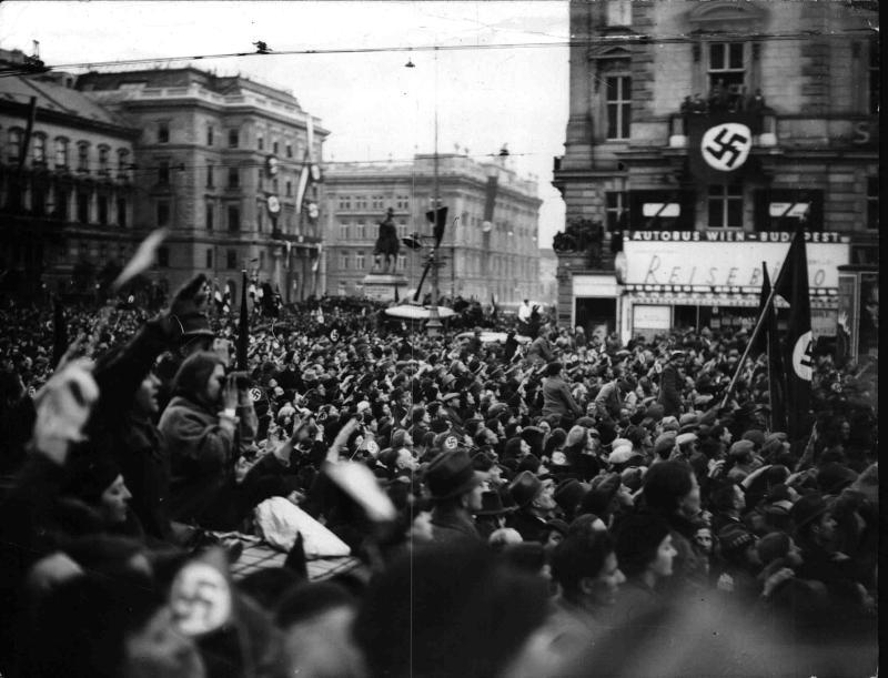 Anschluss 1938 von Willinger, Wilhelm