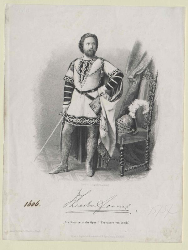 Formes, Theodor