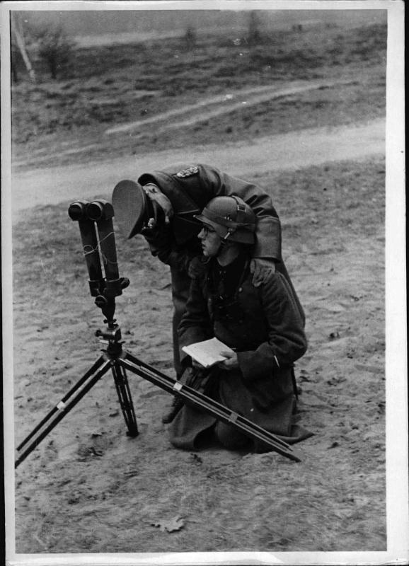 Offizierslehrgang in Döberitz von Weltbild