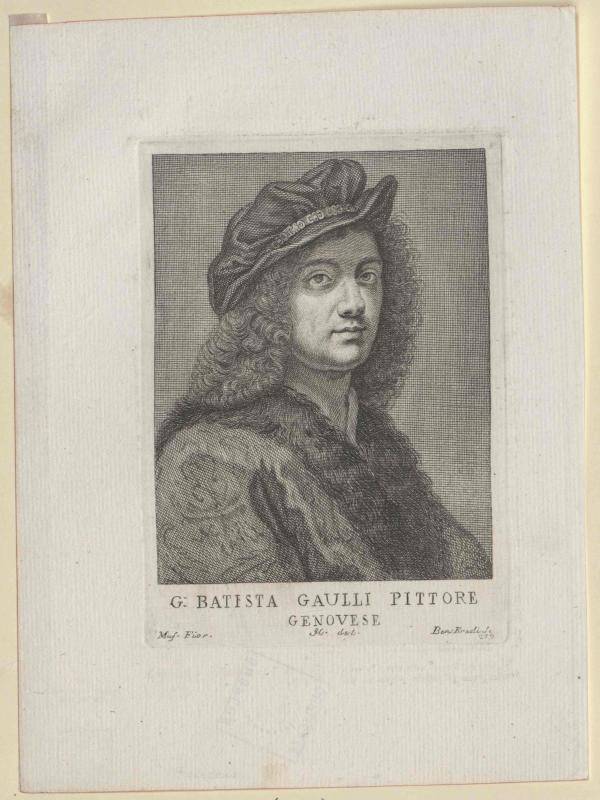 Gaulli, Giovanni Battista