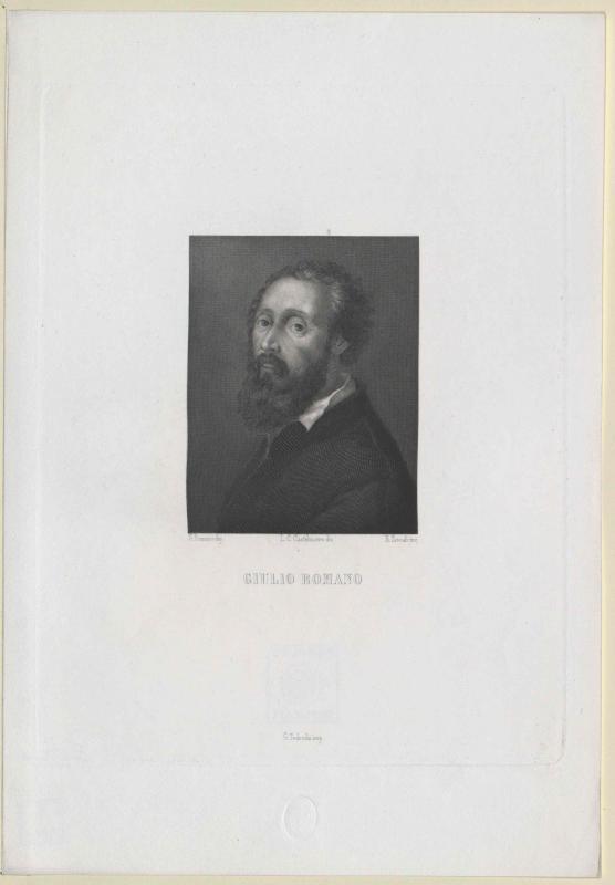 Giulio, Romano von Castelnuovo, L. C.