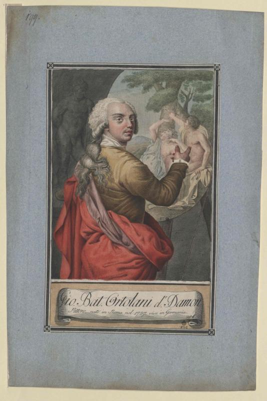Ortolani-Damon, Giovanni Battista