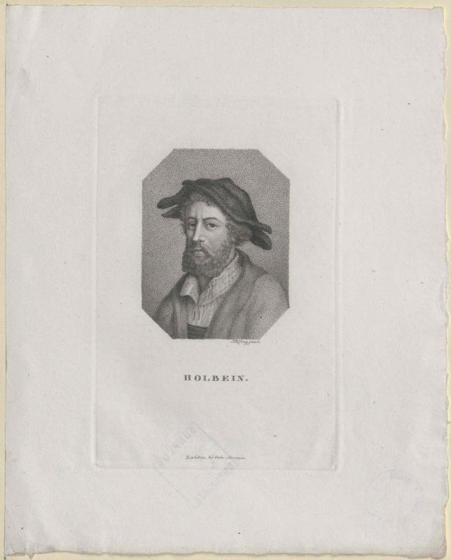 Holbein, Hans von Schumann, Gebr.