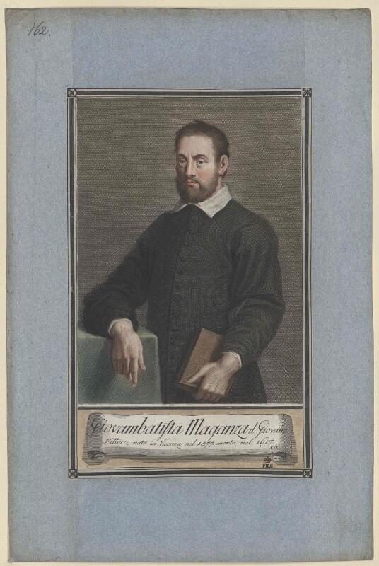 Maganza, Giovanni Battista