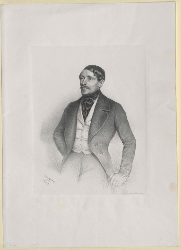 Kinsky, Oktavian Joseph Graf