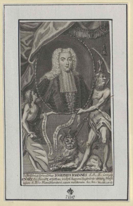 Kinsky , Philipp Joseph Graf