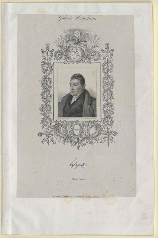 Lafayette, Joseph Marquis