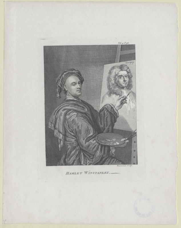 Winstanley, Hamlet